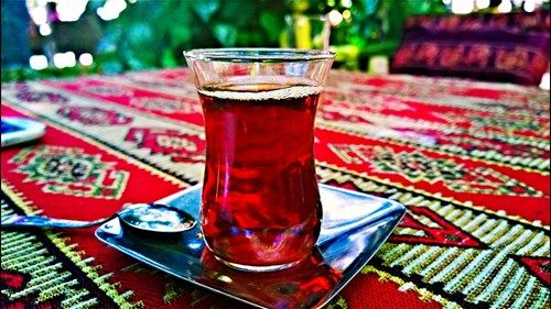1 Çay Ismarlamak İster misin?