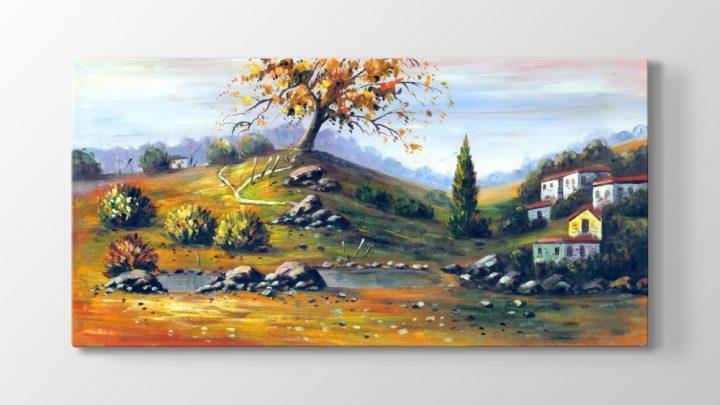 Panoramik Tablolarla Evinizi Güzelleştirin