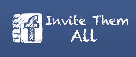 Sayfa gönderilerini beğenenlerin tamanını davet etme