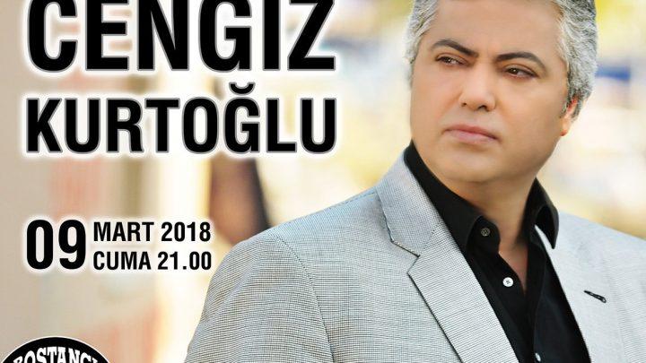 Cengiz Kurtoğlu Bostancı Gösteri Merkezi Konseri
