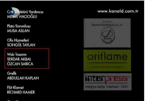 Türkan Dizisi Resmi Web Sitesi - KanalD-2010